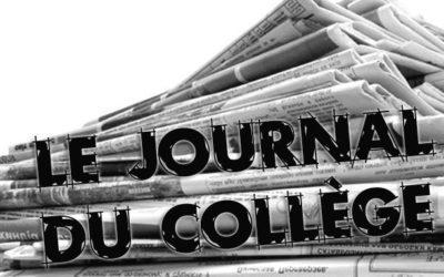 Journal du collège n° 5